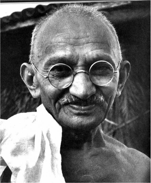 Mahatma Gandhi - Mohandas Karamchand Gandhi (1869–1948)